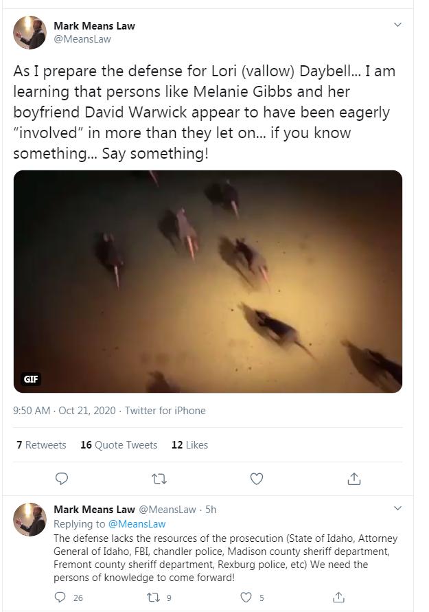 Mark Means' tweet