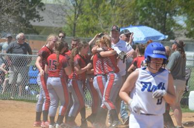 Firth softball loses to Soda Springs