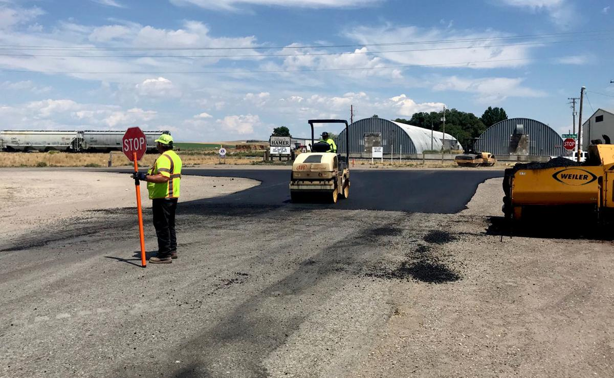 County road and bridge department receives innovation award