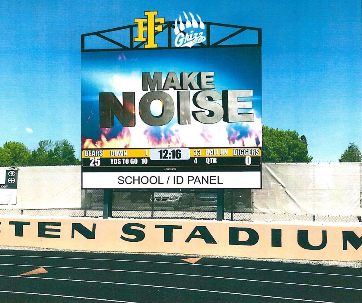 Education notebook: New scoreboard coming to Ravsten Stadium