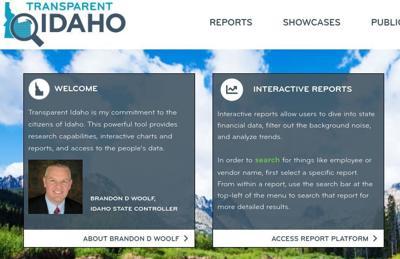 Transparent Idaho