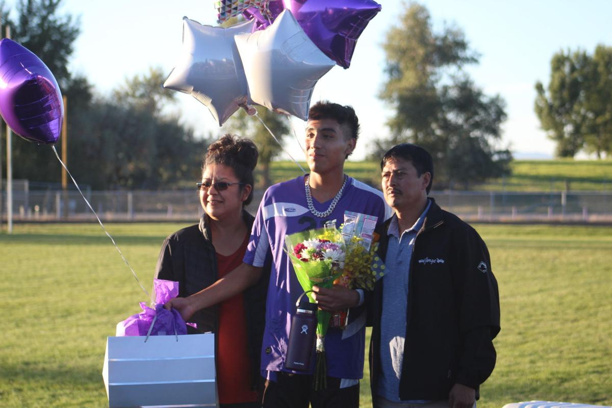 Panther boys' soccer goes out in style