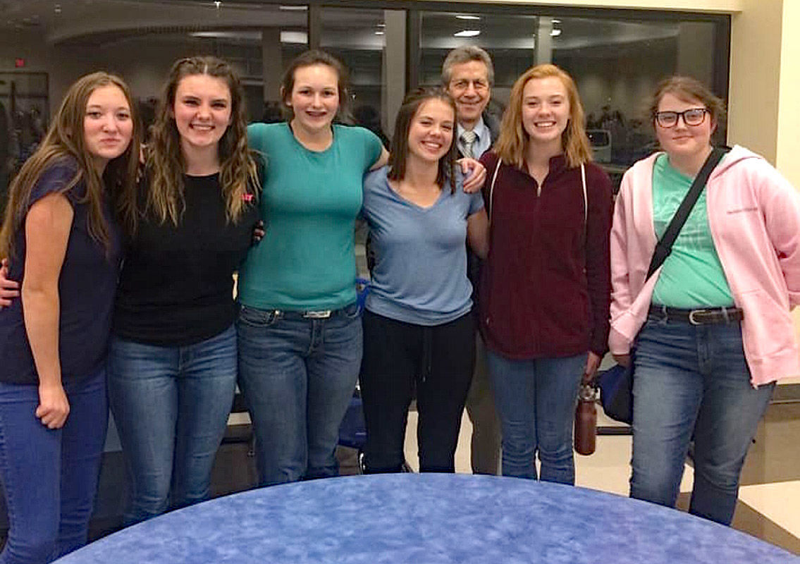 Rigby and Ririe students qualify for state drama competition