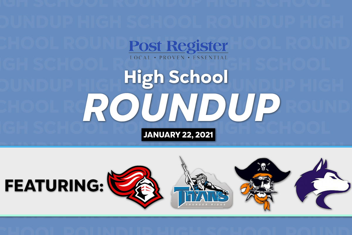 HIGH SCHOOL ROUNDUP: Larsen with 30 points as Hillcrest girls hold off Bonneville