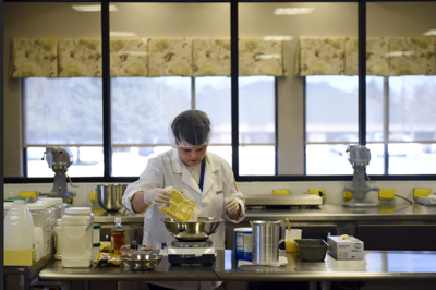 Glanbia Research lab