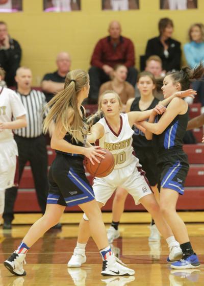 Rigby vs Thunder Ridge girls basketball
