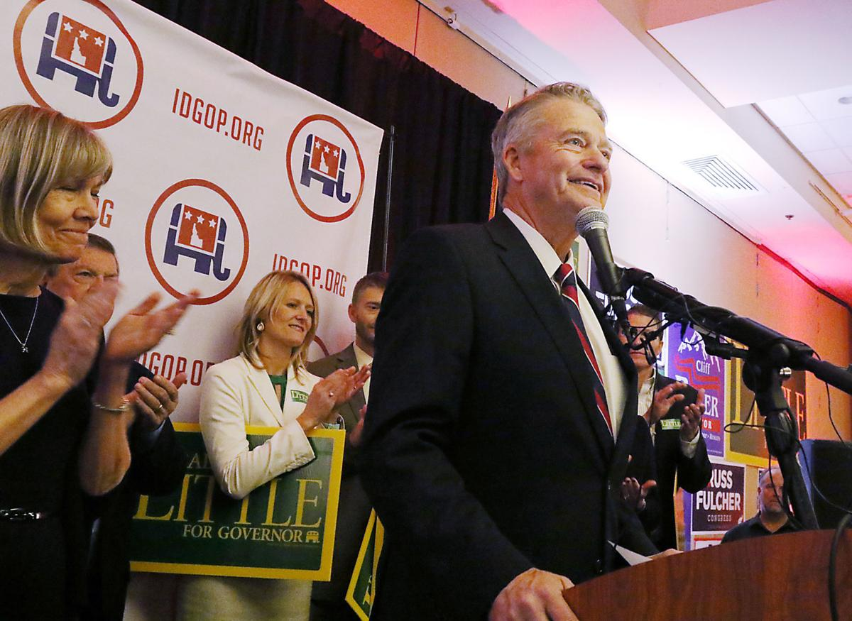 Little elected next Idaho governor
