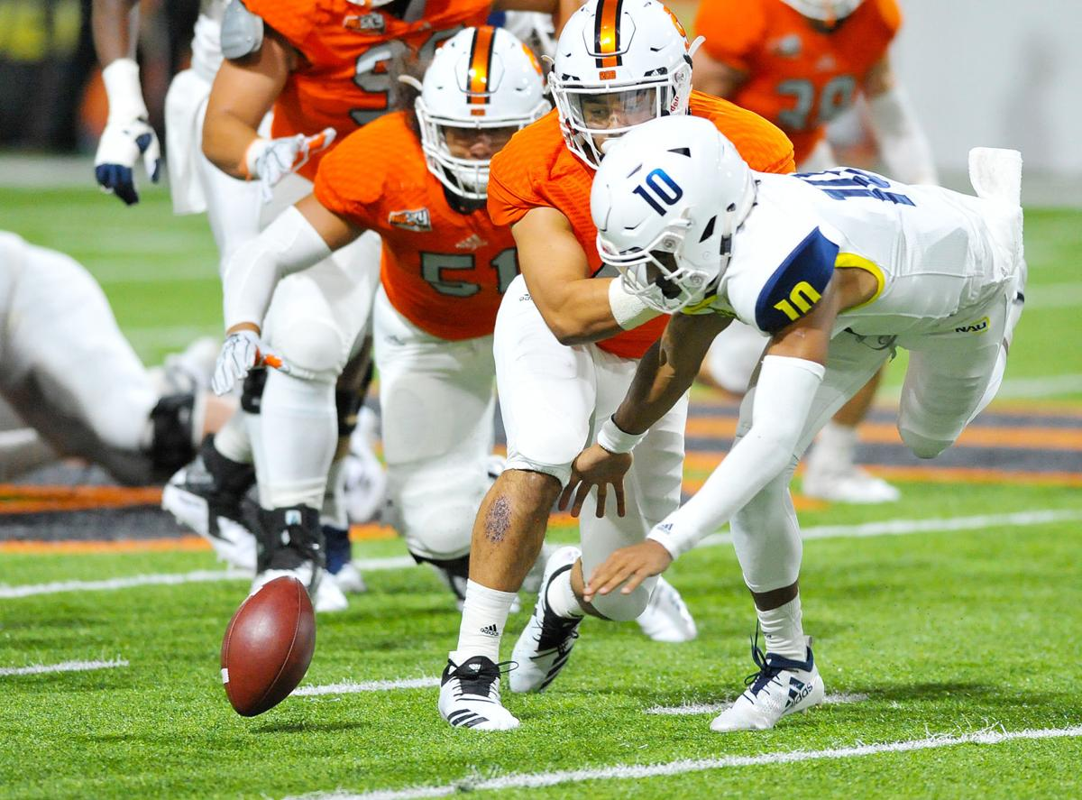 Deep Idaho State linebacker corps ready for season