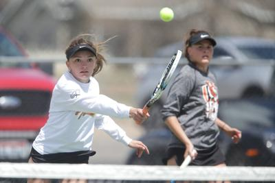 4A tennis doubles