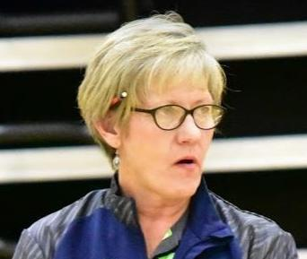 2019 All-Area Volleyball Coach of the Year: Robyn King, Watersprings