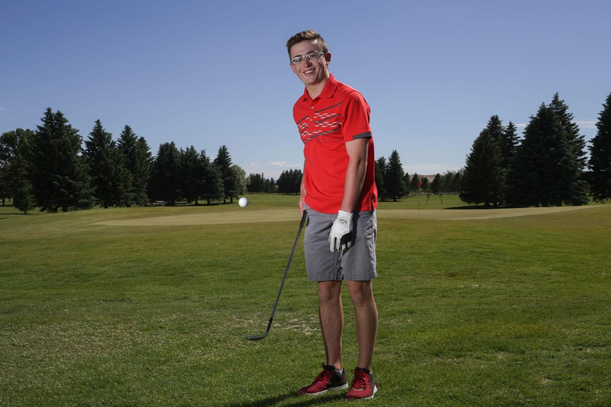 All-Area Boys Golfer of the Year: Davis Weatherston, Hillcrest