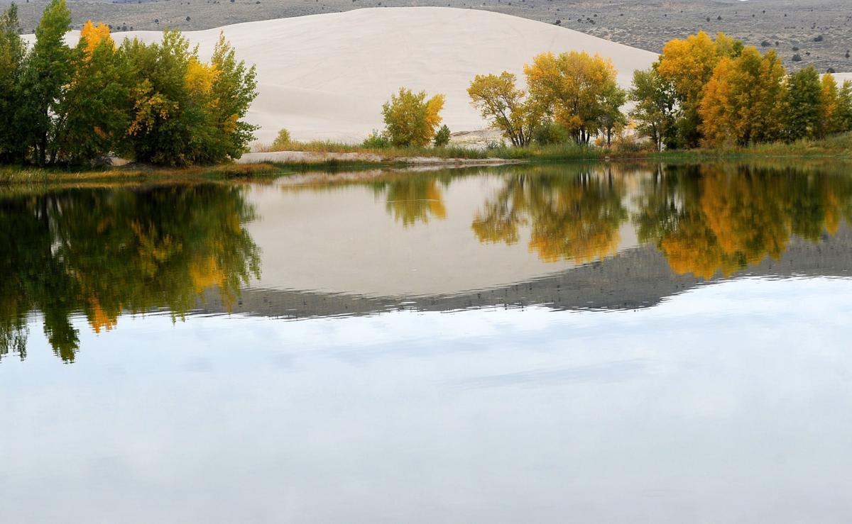 Egin Lakes recharge