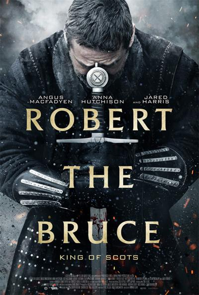 """Movie Review - """"Robert the Bruce"""""""