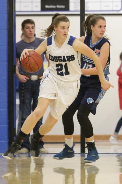 Firth vs West Jefferson girls basketball