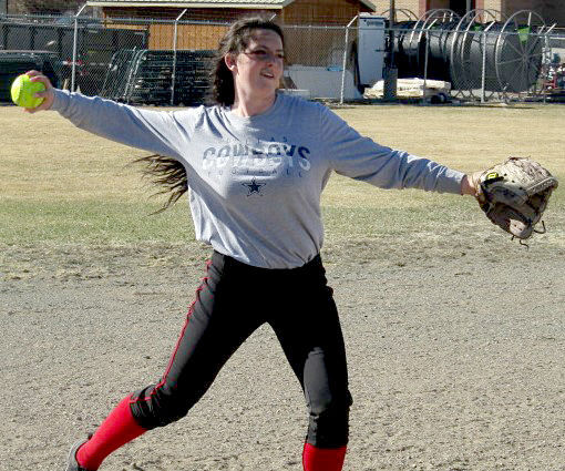 Softball team starts up after COVID-19 stall