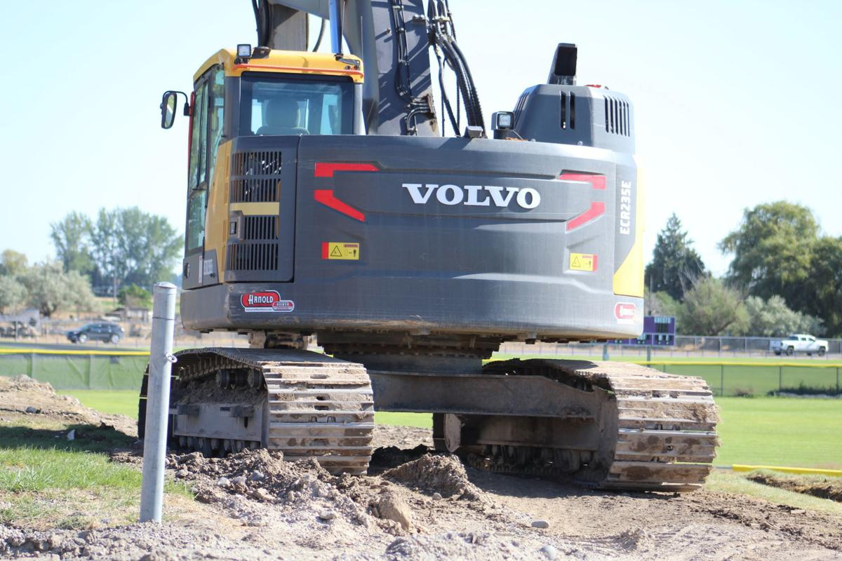 School construction projects in final stages
