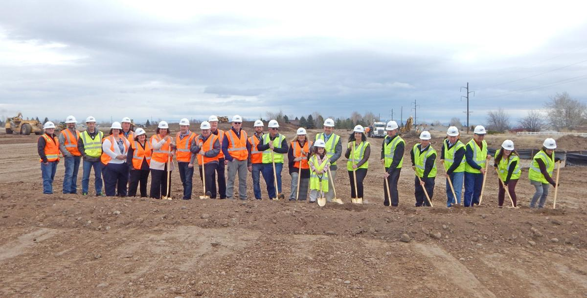 District breaks ground for new elementary school