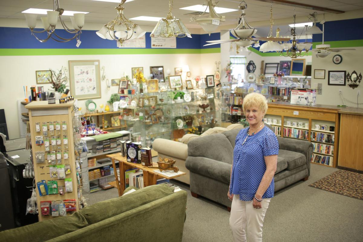Seniors return to workforce at Habitat for Humanity store