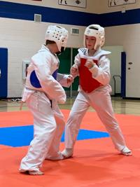 Stanley youth earns 2 martial arts medals