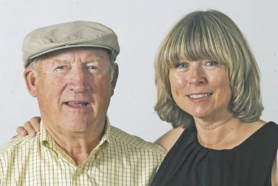 Jerry Scheid and Carrie Scheid