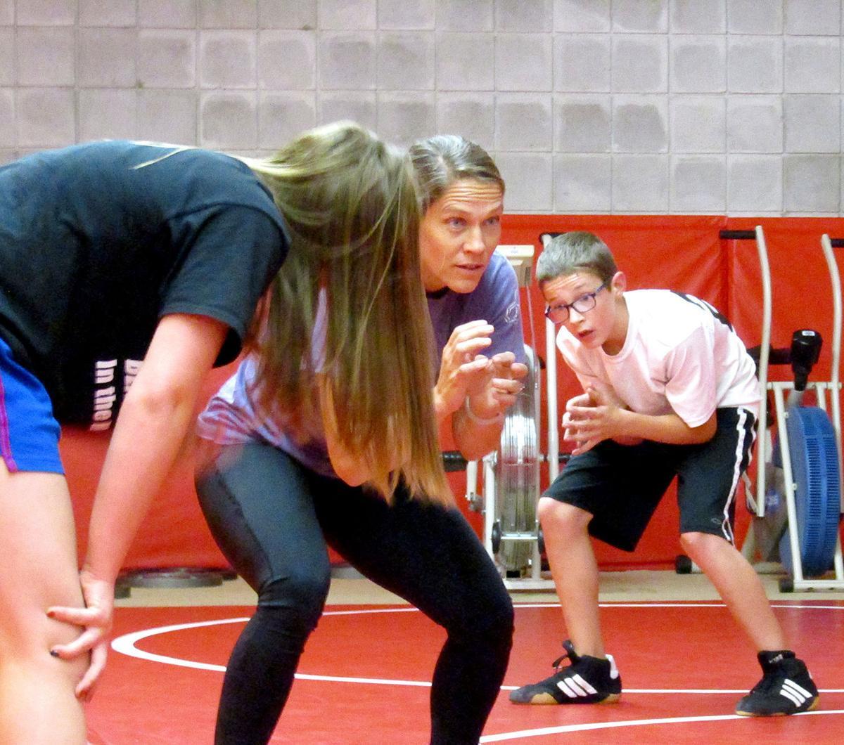 Challis wrestling program grows with addition of girls program