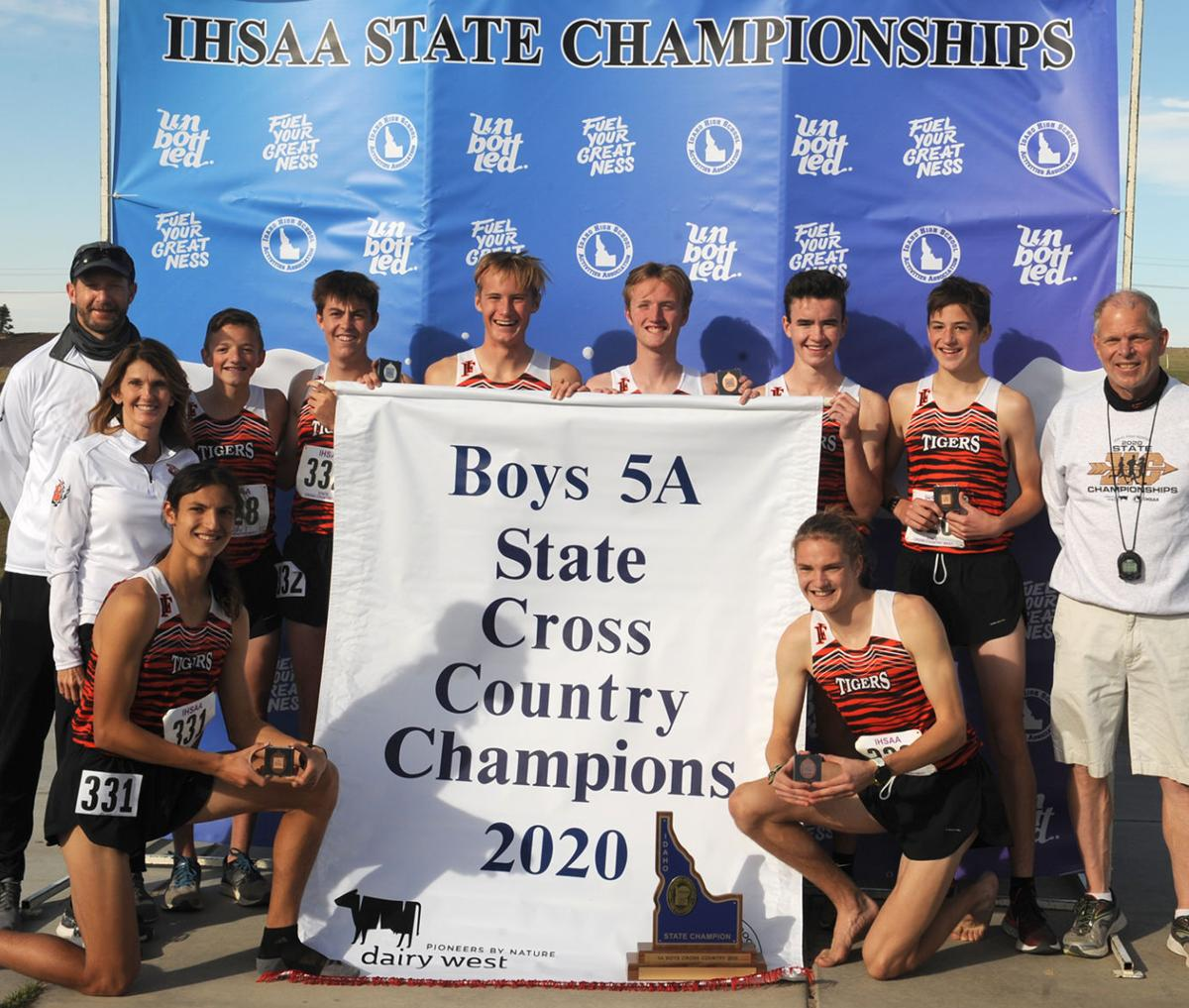 CROSS COUNTRY: All-Area Boys Coach of the Year: Alan McMurtrey, Idaho Falls