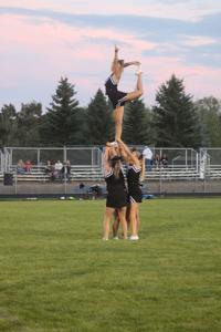 What does it take to be a cheerleader?