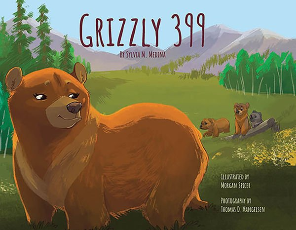 Grizzly 399 front cover for web