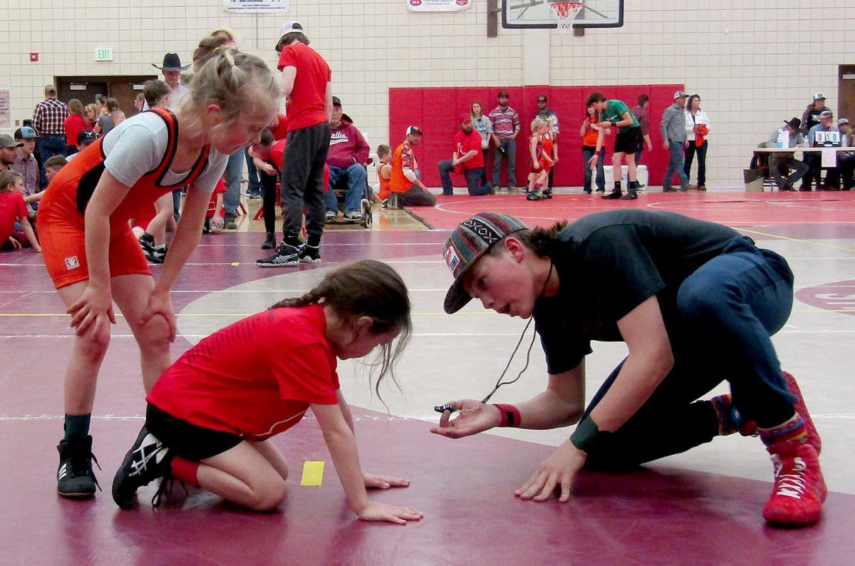 Youth grappling tourney draws 111 competitors