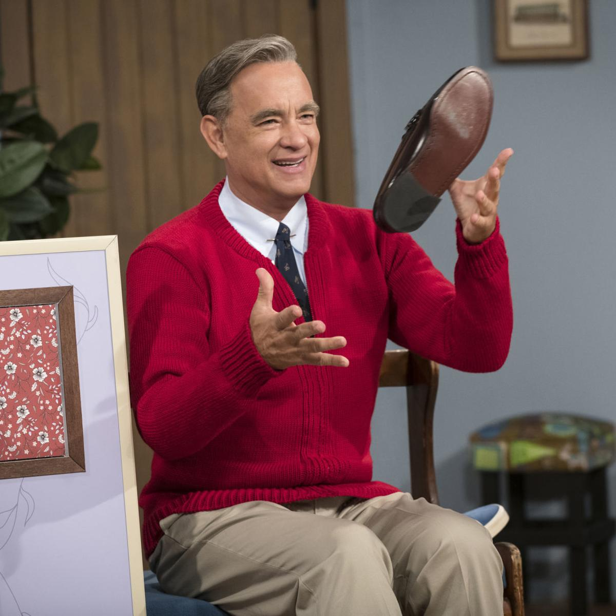 Tom Hanks Didn T Want To Be Mr Rogers Then He Met Marielle Ticket Postregister Com