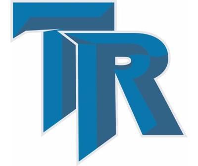 Thunder Ridge logo letters