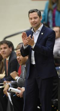 Utah State names Odom as new men's basketball coach