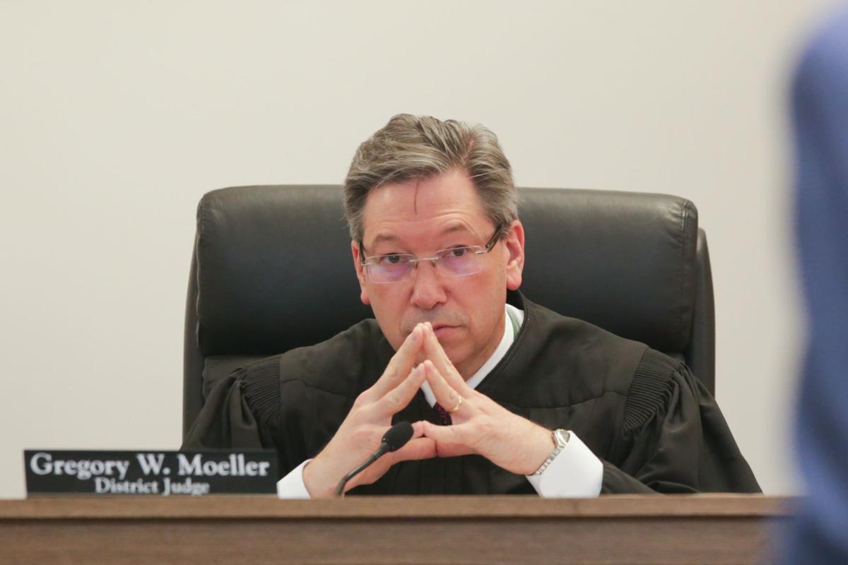 District Judge Gregory Moeller