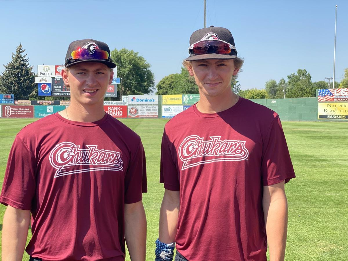 The Chukars' Little twins have found comfortable homes in Idaho Falls