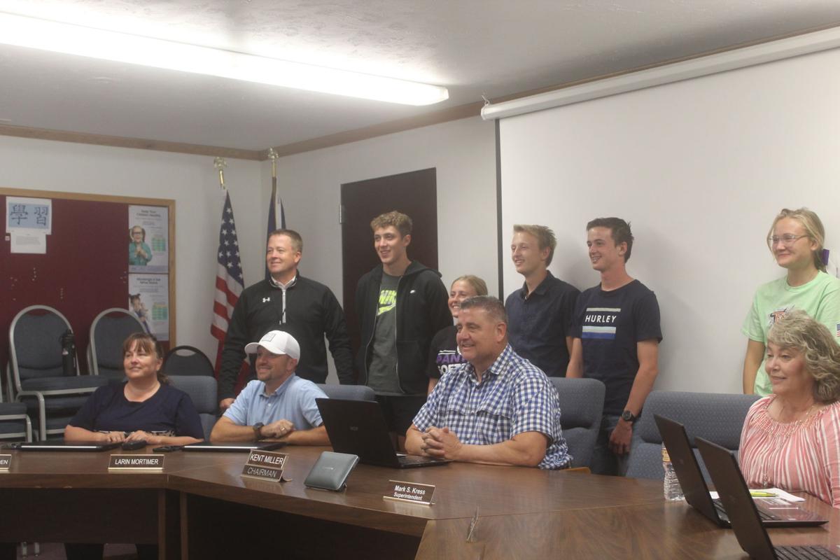 Snake River board holds regular meeting