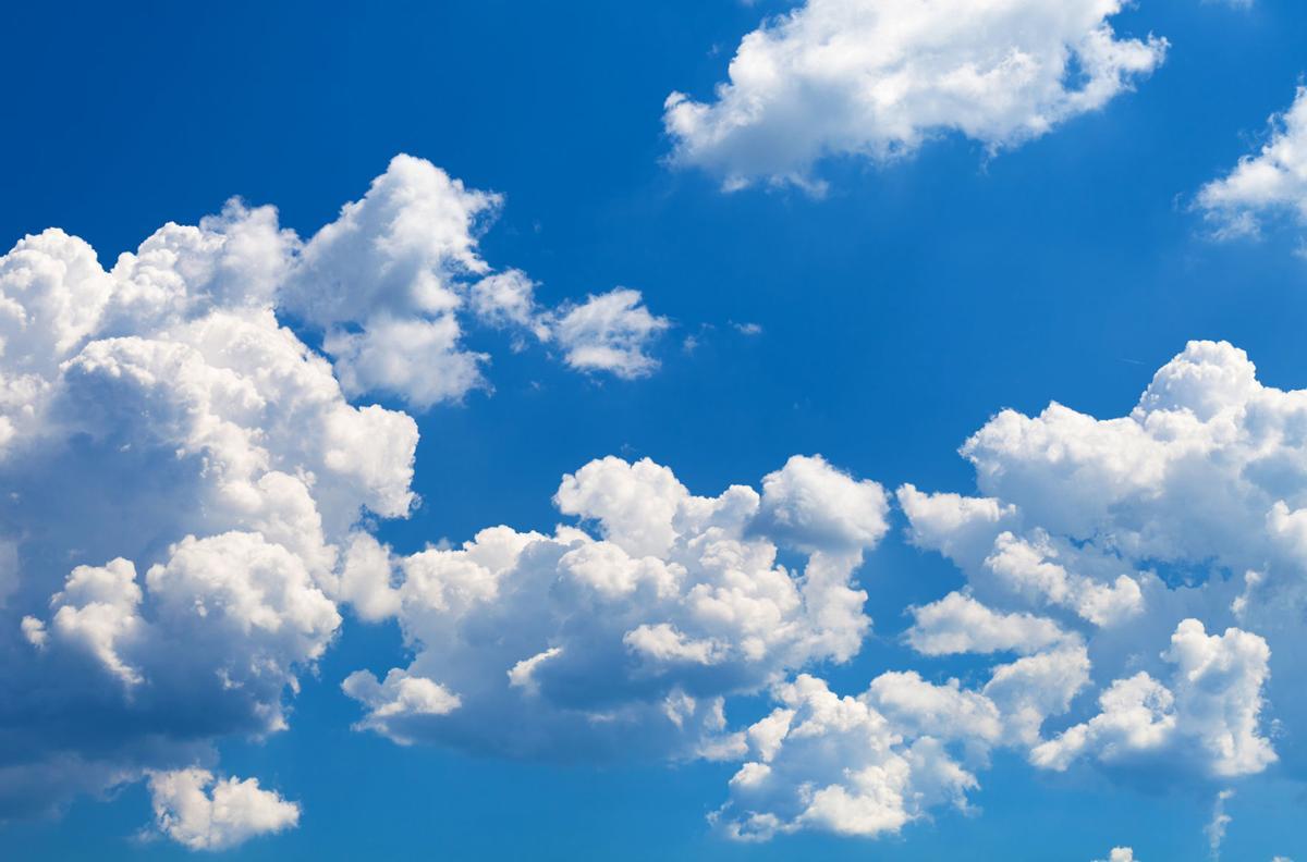 Jean column clouds