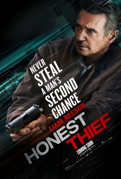 Movie Review - Honest Thief