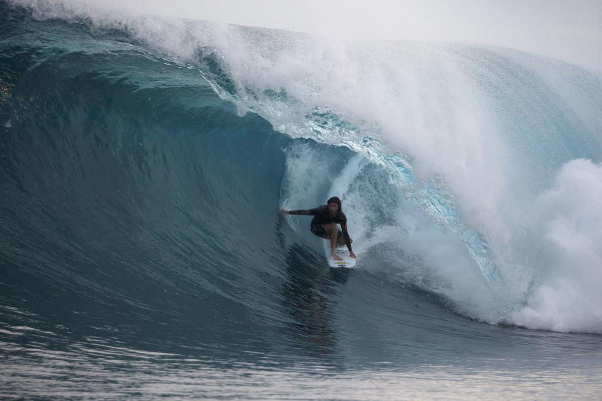 Soulful Surfer