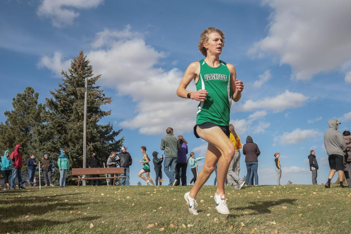 4A District 6 cross country championships