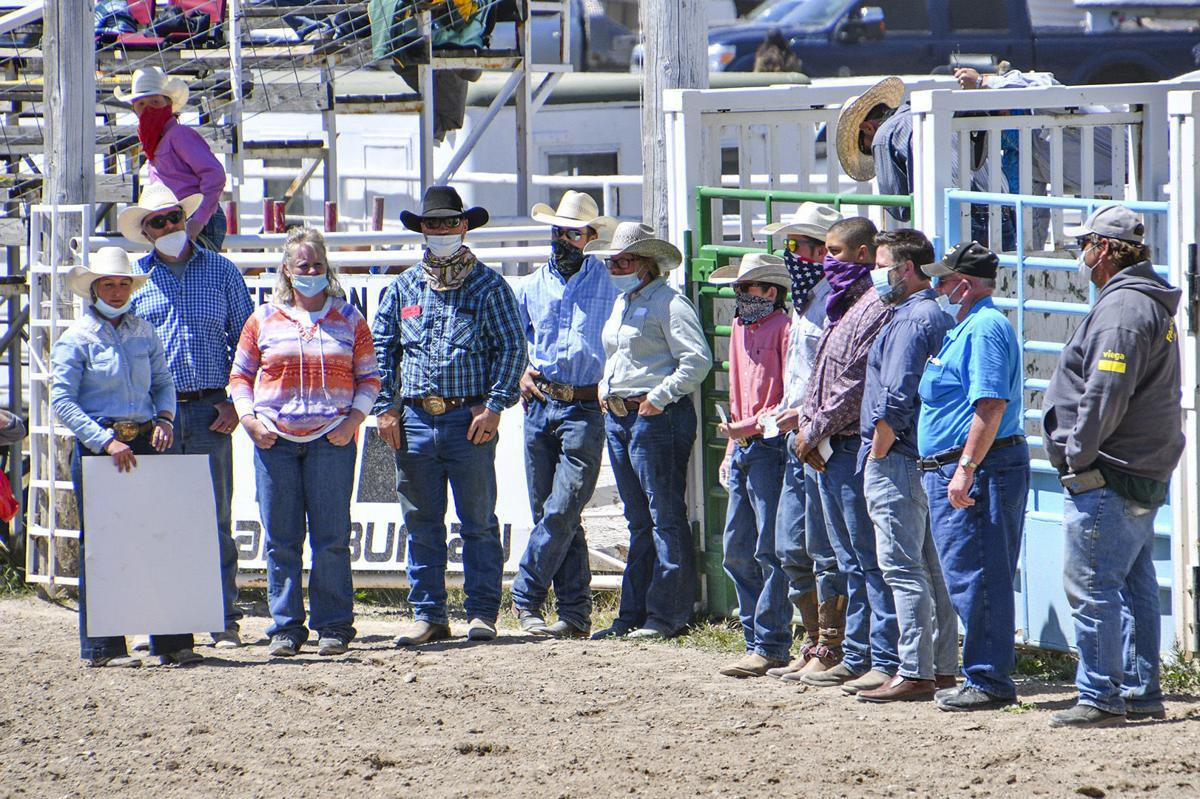 District 7 High School Rodeo moves forward despite COVID-19 concerns
