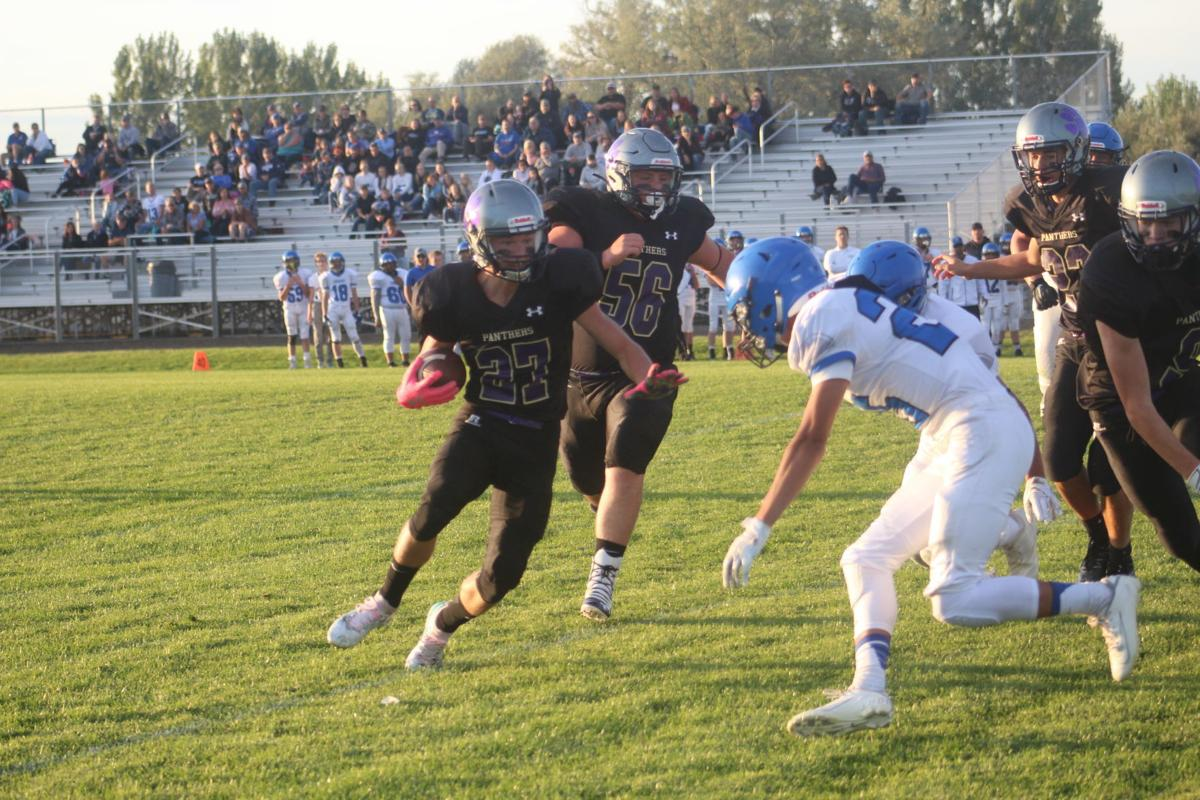 Panthers stay unbeaten with win over Firth