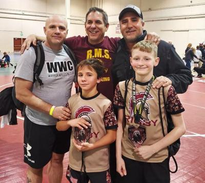 New club aims to improve area wrestling