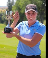 Challis teen chosen top state golfer