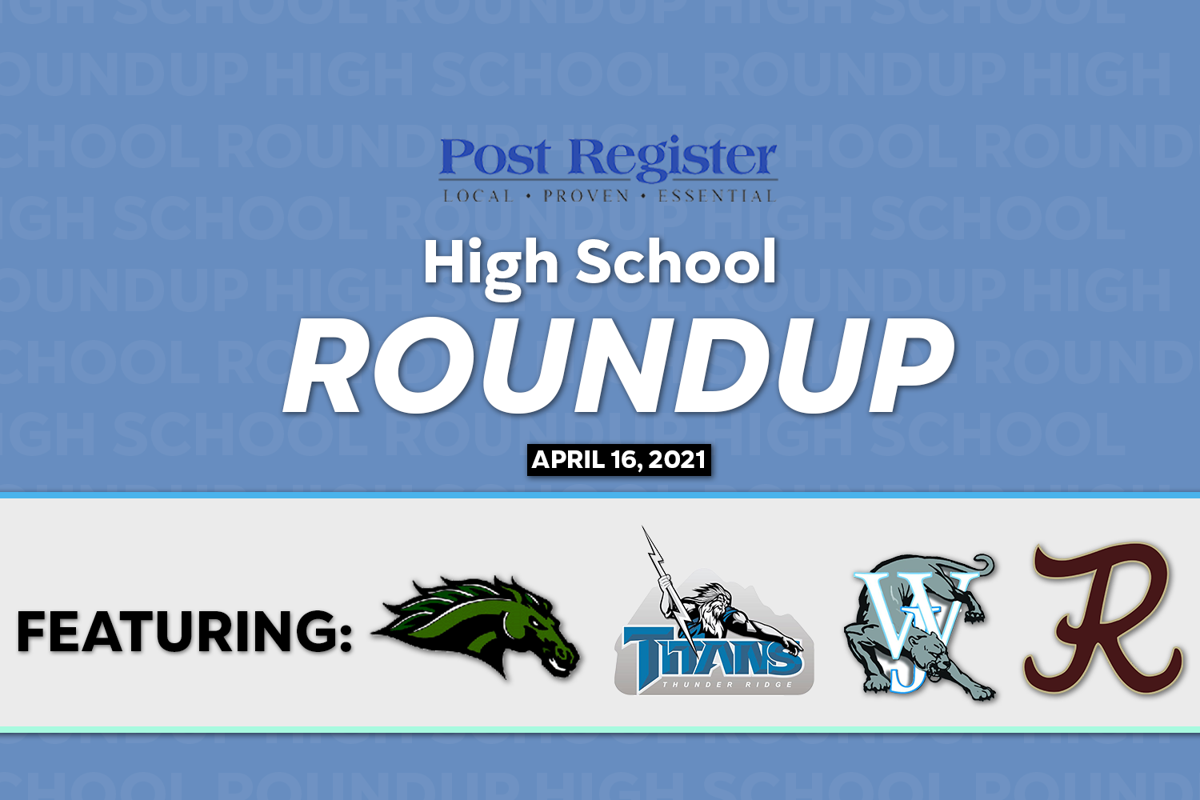 HIGH SCHOOL ROUNDUP: Agado's walk-off grand slam sends Blackfoot to win over Thunder Ridge