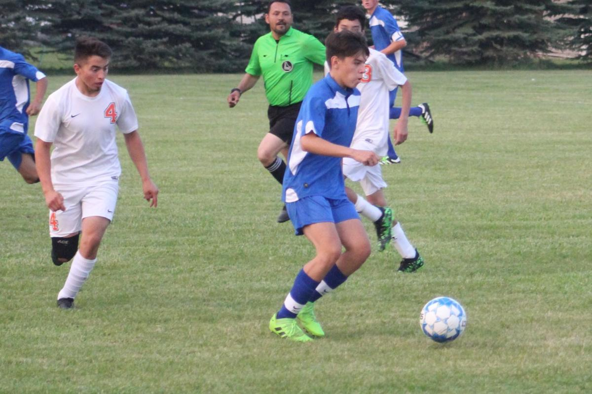 Firth Cougars topple Aberdeen in soccer