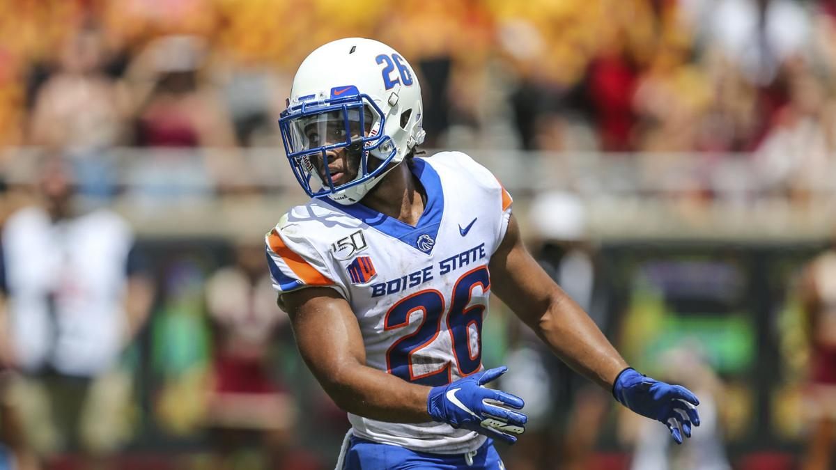 Boise State's Avery Williams goes in the 5th round to the Atlanta Falcons