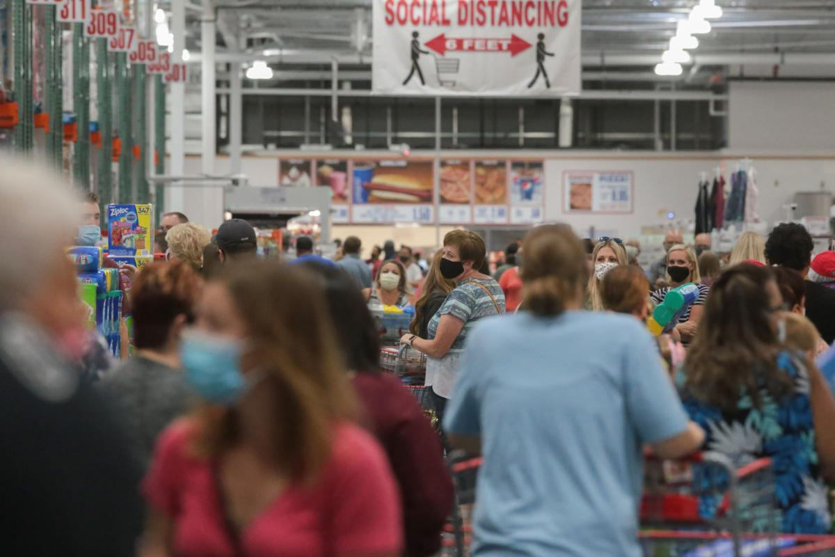 Costco officially opens in Idaho Falls