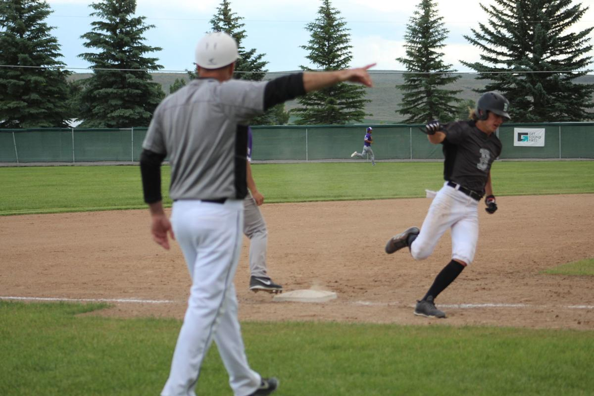 Legion AA Broncos drop game to Rockies
