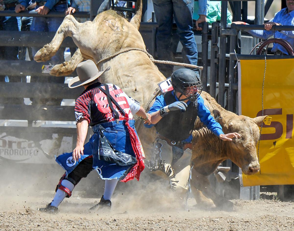 High school rodeo state finals moving to Blackfoot