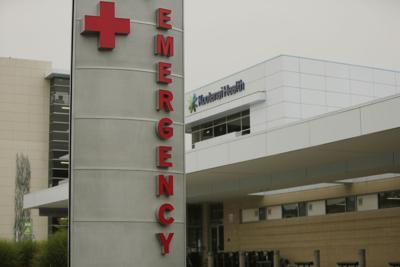 Virus Outbreak-Washington Hospitals